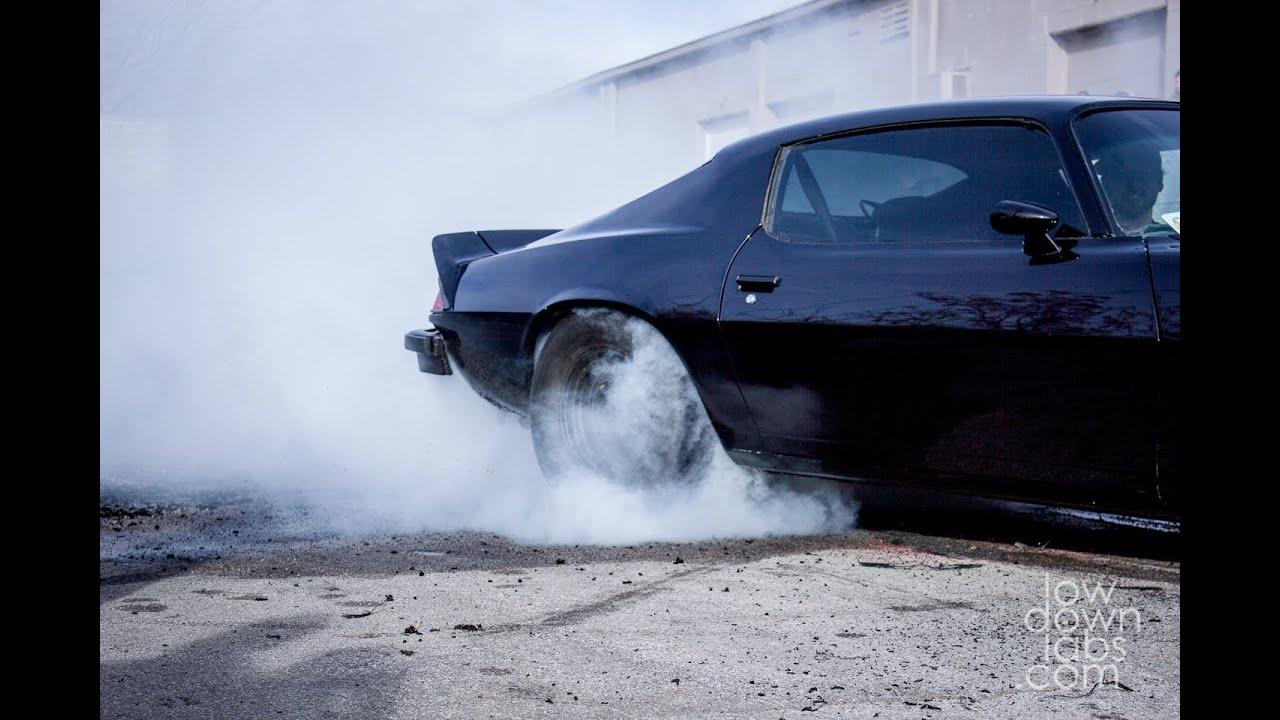 Burnout  Muscle Cars