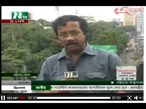 16 May 2013 Bangladesh cyclone full coverage part 6(NTV 5pm News)
