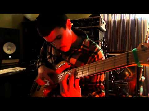 Evan Brewer Jimi Hendrix bass medley