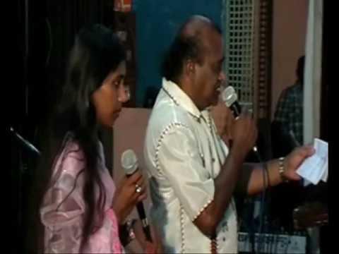 Geeth Madhuri Musical Show 2012 - Zara Saamne To Aao Chhaliye...