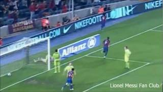 Lionel Messi historical goal vs. Getafe
