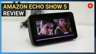 Amazon Echo Show 5 Review: Smart Display Speaker