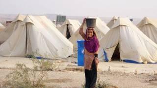 Life in a Pakistan camp: Reshma