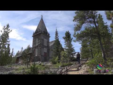 Railway Journey  White Pass & Yukon Railway Carcross Yukon  to Fraser BC Canada