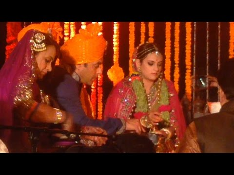Leaked Video: Salman Khan Doing Kanyadaan For Sisters Wedding