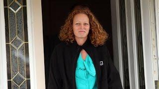 Sarah Hashim-Waris Non-White Semite Arab/jew-Owned LA Times Smirks Lib Maine Judge-Hickox Cunt Runs