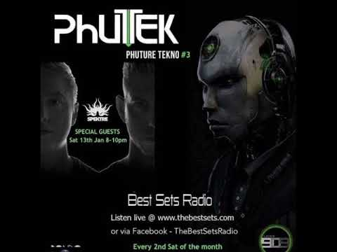 Phutek - Phuture Tekno - 003 (With special guest SPEKTRE)
