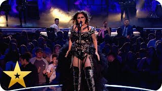 Cristina Ramos ROCKS Wembley with 'The Show Must Go On'  | BGT: The Champions