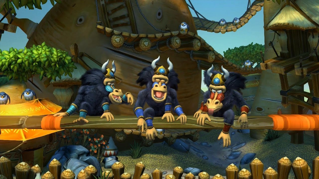 Donkey kong country tropical freeze ba boom - photo#7