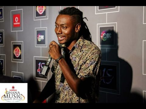 Pappy Kojo At 2015 Vodafone Ghana Music Awards Launch video