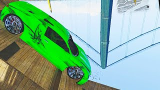 IMPOSSIBLE LOOPINGS #2 (GTA 5 Funny Moments)