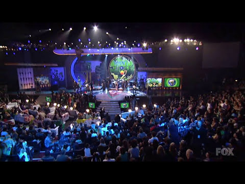 Avril Lavigne Girlfriend teen choice award 2007
