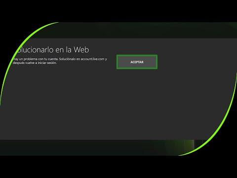No puedo iniciar sesión en Xbox One - Xbox Series | SOLUCIÓN - 2021