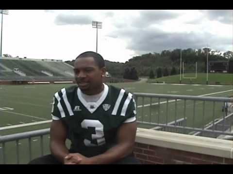 Donte Foster 2012 Ohio Bobcats Media Day Interview