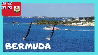 BERMUDA, a tour of the MOST BEAUTIFUL ISLAND in the WORLD