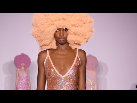 Ashish AW16 at London Fashion Week