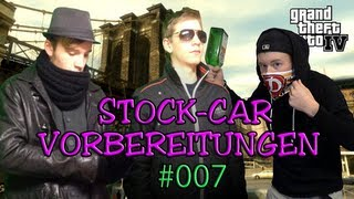 Let's Play Together: GTA IV Episodes from Liberty City MP - Stock-Car Vorbereitungen #007 [Deutsch]