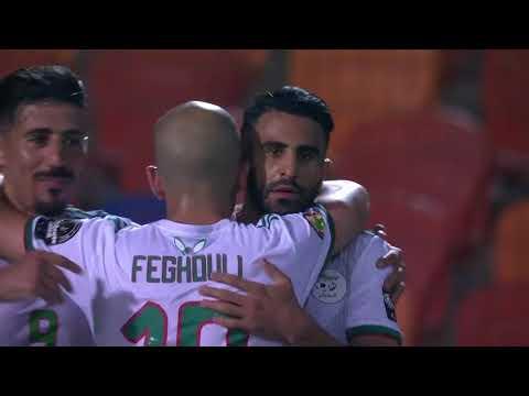 Algeria v Nigeria (2-1) - Total AFCON 2019 - SF2