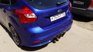 Ford Focus ST 2012 Magnaflow Exhaust system by MadExhaust