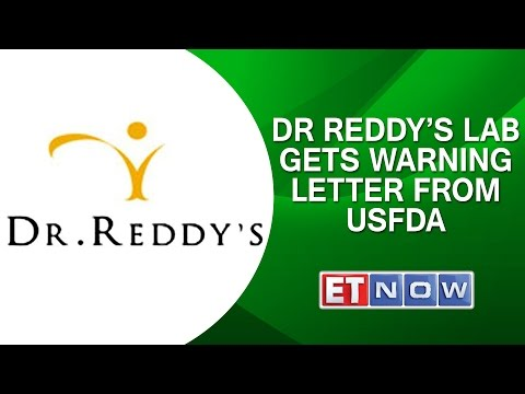 Dr Reddy's Lab Gets Warning Letter From USFDA For Srikakulam Plant