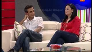 بركات ملك الحركات : بركات وديانا كارزون ونجم كرة القدم طارق السيد