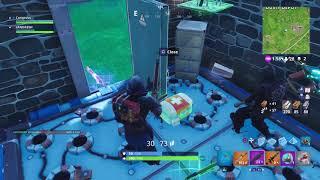 Funny trap kill (Fortnite funny clip)
