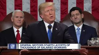 General Motors starting white-collar layoffs this week
