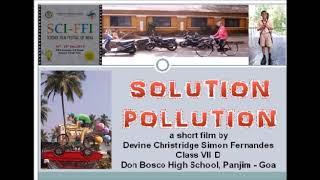 Short film by Devine Christridge Simon Fernandes, Science Film Festival