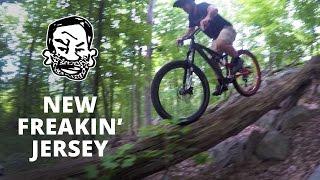 Mountain Biking in New Jersey - The Rock Garden State