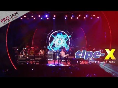 Download Lagu TIPE-X (Moment Bule naik panggung) Live Malang 2016 MP3 Free