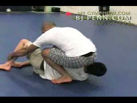 BJ 1on1 Tutorial-SIDE CONTROL TO ARM BAR VARIATION Image 1