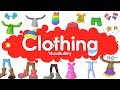 Clothing Vocabulary Chant For Kids By ELF Learning mp3