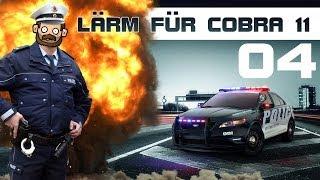 Lärm mit Cobra 11 - #004 - Truckerfrühstück [FullHD] [deutsch]
