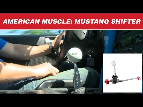 Hurst Competition/Plus Shifter 2005+ (including 2010 model) Ford