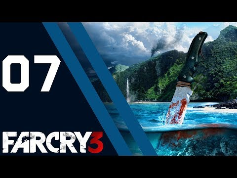 Let's Play FarCry3 - 07 - Prison Break-In