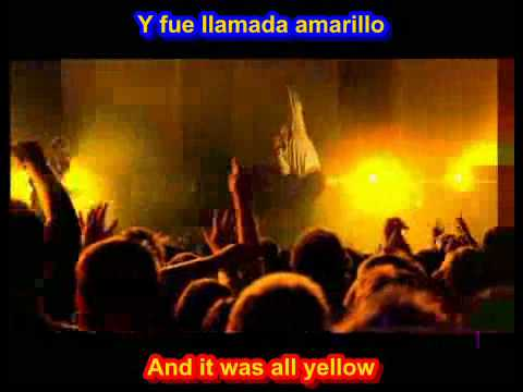 ColdPlay - Yellow ( SUBTITULADO INGLES ESPAÑOL )