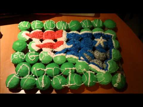 Football - Superbowl / Cake