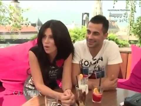 Filip & Stanija - Emisija Glamur (Reportaza, Happy TV 2013)_Cela emisija