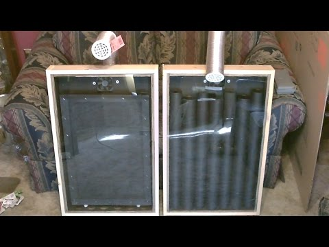 Solar Air Heater! - The