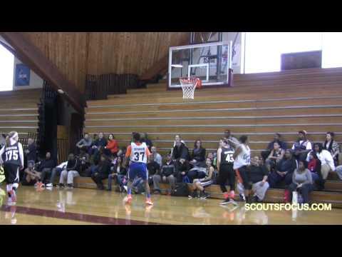 Team4 144 Robbi Allen 5'7 140 Nash Central Middle School NC 2018