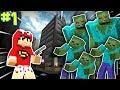 Minecraft Sinh Tồn Trong Thế Giới Zombie Tập 1 - Khu Nhà Bỏ Hoang