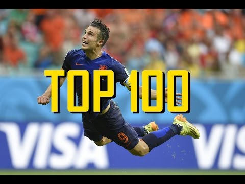Best Goals of 2014 | TOP 100 | With Commentary | HD