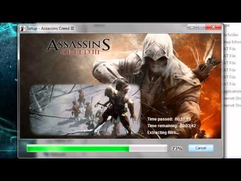 How to Install Assassin's Creed III on PC