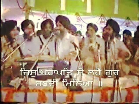 You Can't Miss This Kirtan -Bhai (Dr)Tejinderpal Singh Ji Dulla