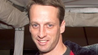 Here's Why You Don't Hear From Tony Hawk Anymore