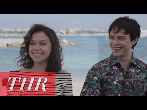 Live From Cannes: Tatiana Maslany and Dane DeHaan Talk 'Two Lovers and a Bear'