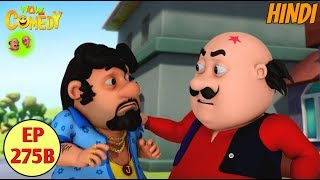 Motu Patlu | Cartoon in Hindi | 3D Animated Cartoon Series for Kids | Motu Ki Bhavishyavaani