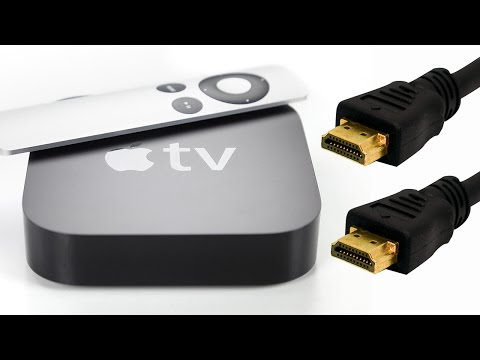 Which What HDMI Cable works for Apple Tv, compatible HDMI cable for apple tv