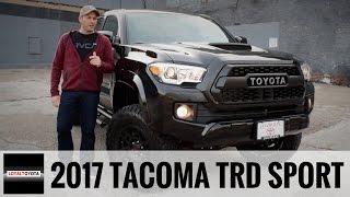 2017 Toyota Tacoma TRD Sport 4x4 Custom - LoyalDriven