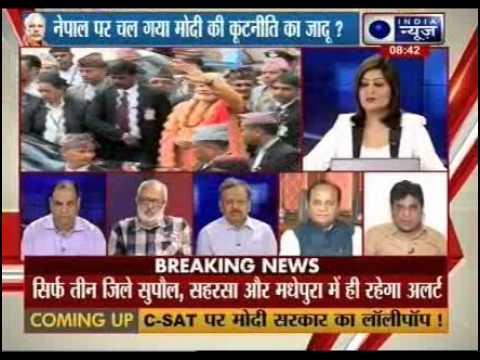 Modi impresses Nepali leaders; renewed hope of better ties